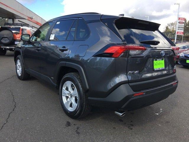 New 2020 Toyota RAV4 Hybrid XLE AWD