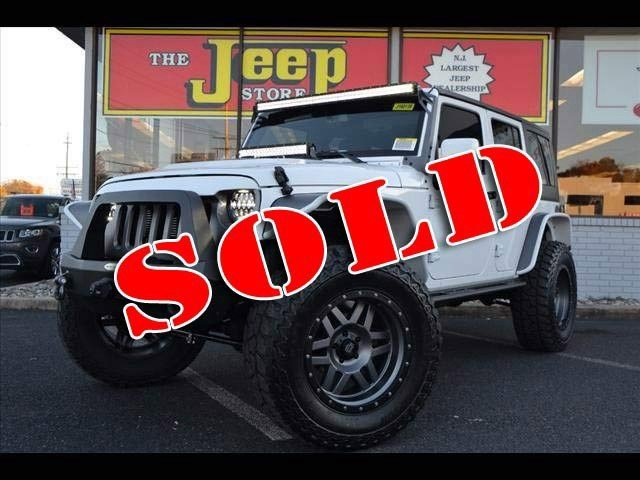 New 2016 Jeep Wrangler Unlimited in Ocean Township, NJ