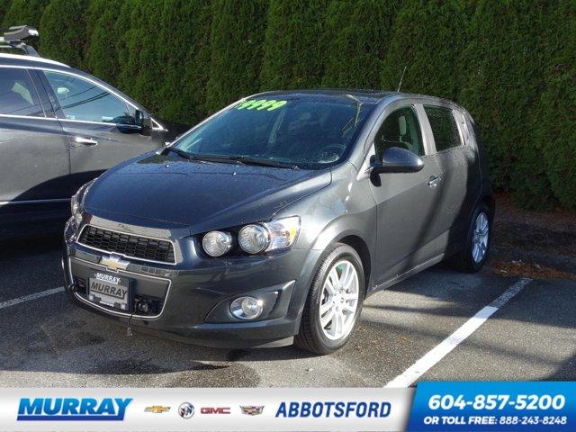 2014 Chevrolet Sonic LT 5dr HB LT Auto Gas I4 1.8L/110 [2]