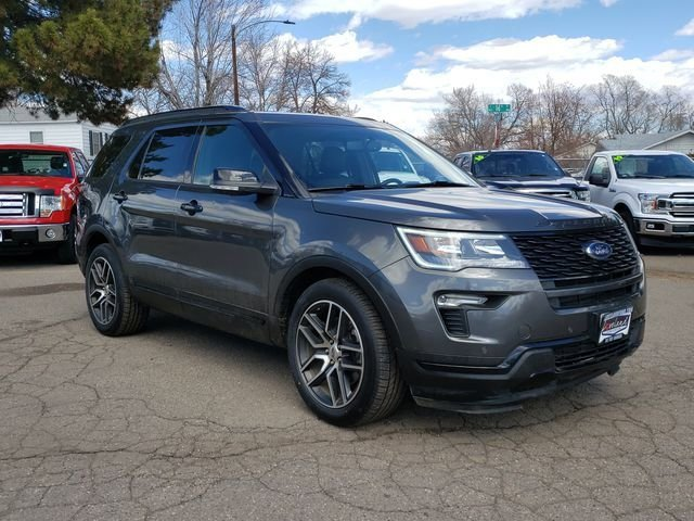 Used 2019 Ford Explorer in Fort Collins, CO
