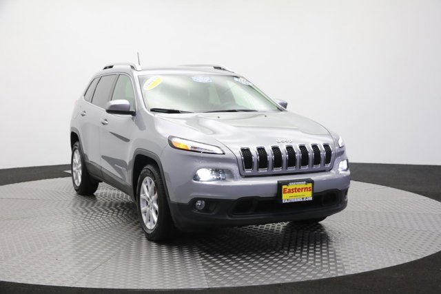 2017 Jeep Cherokee for sale 120138 31