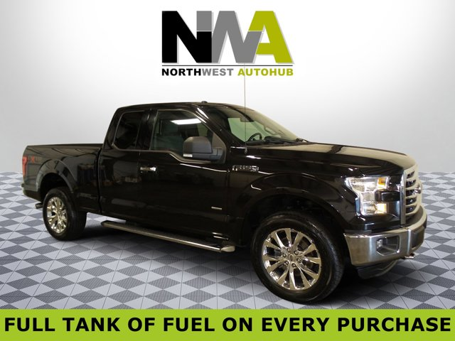 Used 2015 Ford F-150 in Mount Vernon, WA