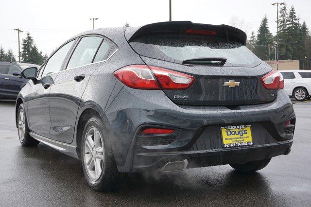 2017 Chevrolet Cruze  4dr HB 1.4L LT w-1SD