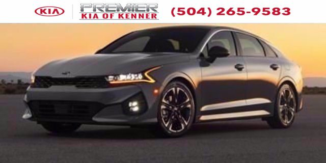 New 2021 KIA K5 in Kenner, LA