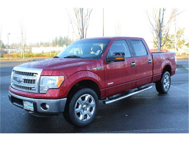 2014 Ford F-150 XLT Pickup 4D 5 1-2 ft