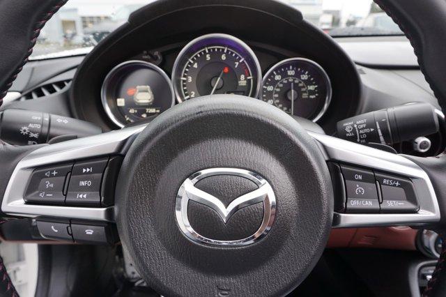 Used 2019 Mazda MX-5 Miata RF Grand Touring Auto