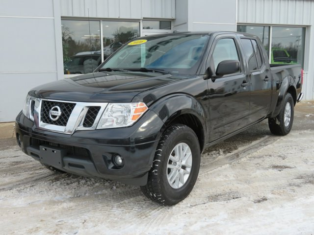 2016 Nissan Frontier SL Four Wheel Drive Power Steering ABS 4-Wheel Disc Brakes Brake Actuated