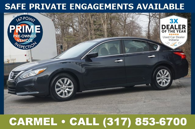 Used 2016 Nissan Altima in Indianapolis, IN