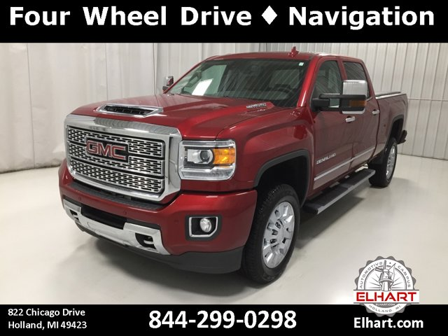 Used 2018 GMC Sierra 2500HD in Holland, MI