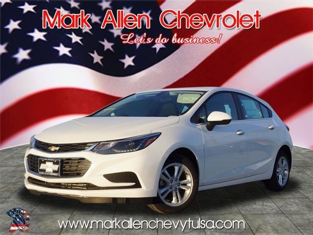 New 2018 Chevrolet Cruze in Glenpool, OK