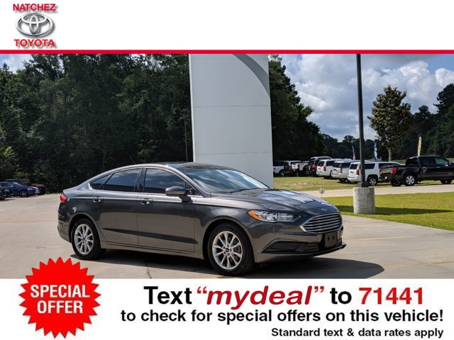 Used 2017 Ford Fusion in Natchez, MS