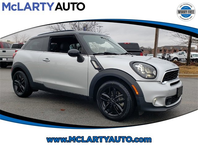 Used 2015 MINI Cooper Paceman in North Little Rock, AR