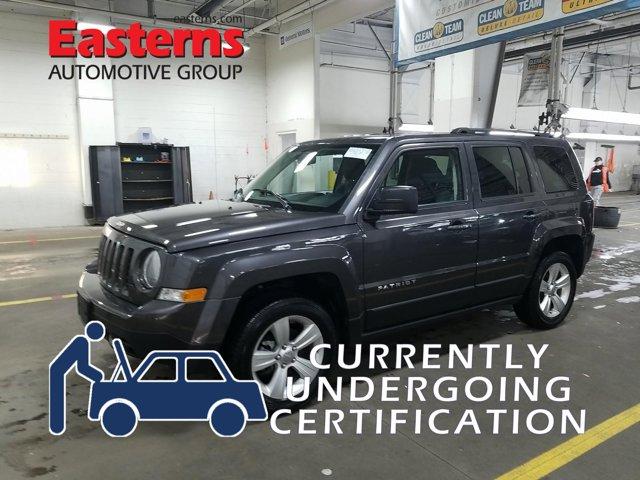 2017 Jeep Patriot Latitude Sport Utility