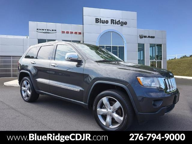 2011 Jeep Grand Cherokee Overland 4WD 4dr Overland Gas V8 5.7L/345 [18]