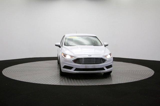 2017 Ford Fusion for sale 123712 47