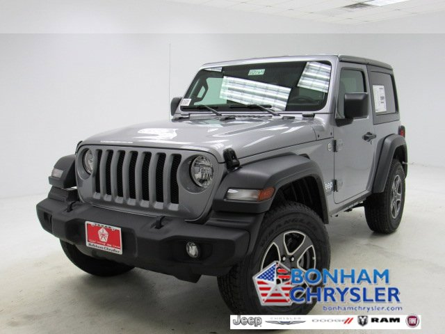 Used 2018 Jeep Wrangler in Bonham, TX