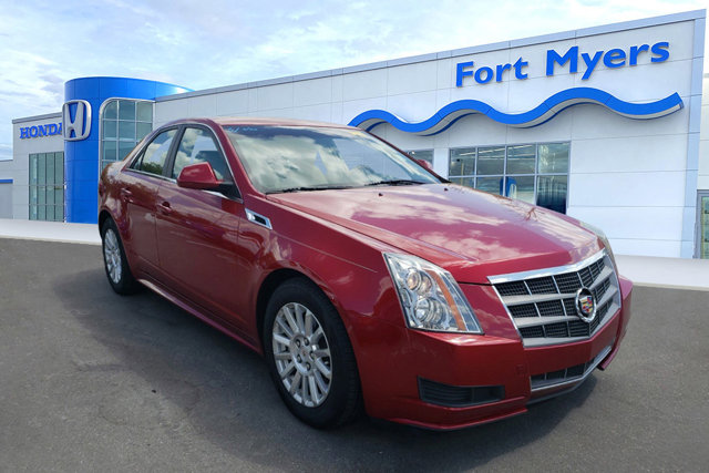 Used 2011 Cadillac CTS Sedan in Fort Myers, FL