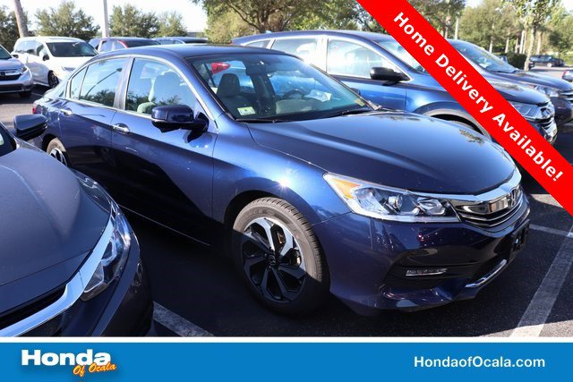 Used 2017 Honda Accord Sedan in Ocala, FL