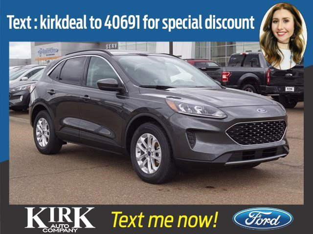 New 2020 Ford Escape in Grenada, MS