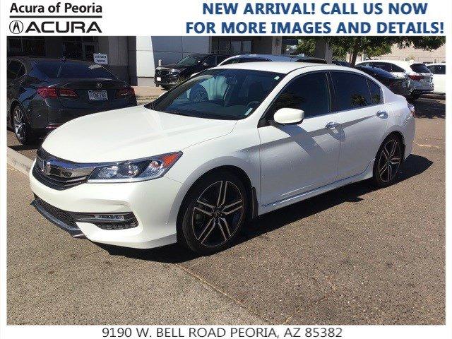 Used 2017 Honda Accord Sedan in , AZ