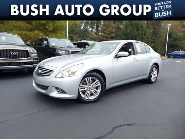 2012 INFINITI G37 Sedan x 4dr x AWD Gas V6 3.7L/225 [0]