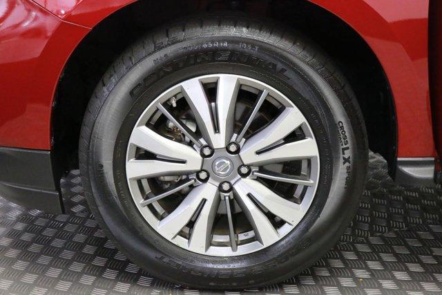 2018 Nissan Pathfinder for sale 120515 37