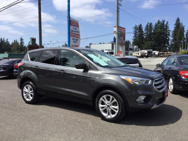 Used 2017 Ford Escape SE 4WD