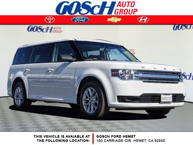 Used 2019 Ford Flex in Hemet, CA