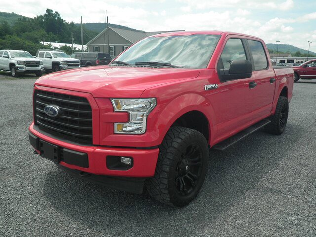 Used 2017 Ford F-150 in Fort Payne, AL