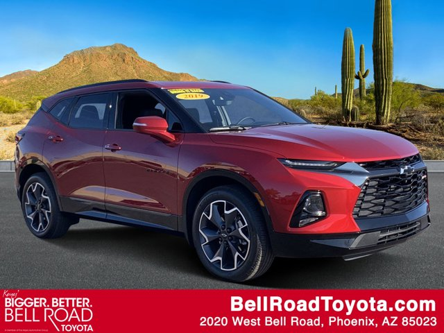 Used 2019 Chevrolet Blazer in Phoenix, AZ