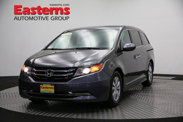 2016 Honda Odyssey SE Entertainment Mini-van, Passenger