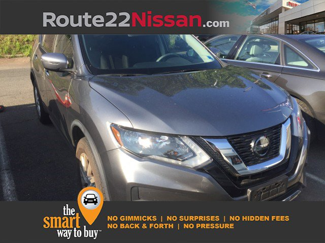 2018 Nissan Rogue SV AWD SV Regular Unleaded I-4 2.5 L/152 [16]