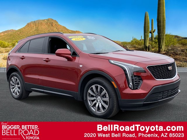 Used 2019 Cadillac XT4 in Phoenix, AZ