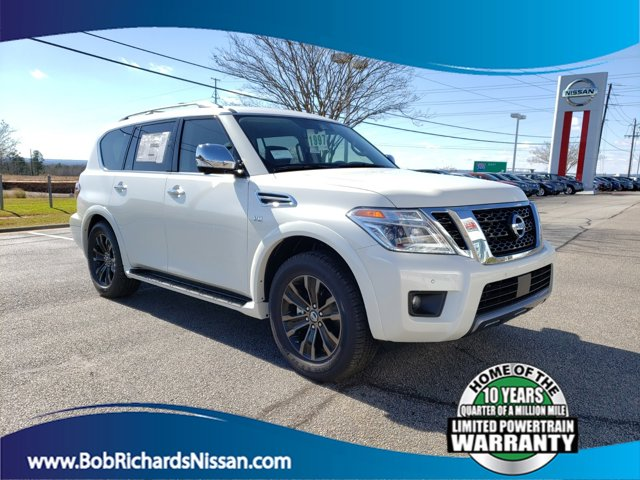 New 2020 Nissan Armada in Martinez, GA