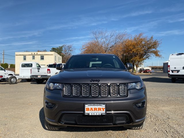 Used 2018 Jeep Grand Cherokee Altitude 4x2