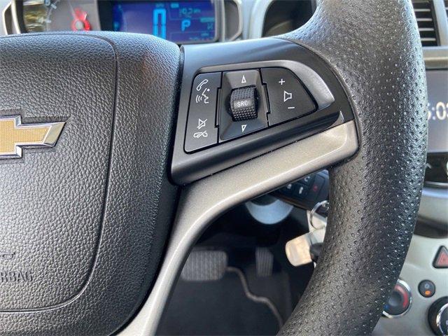 Used 2016 Chevrolet Sonic in Lakeland, FL