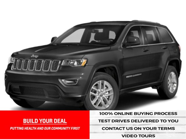 2021 Jeep Grand Cherokee | ALTITUDE 4x4 | LEATHER | NAV | Altitude 4x4 Regular Unleaded V-6 3.6 L/220 [2]