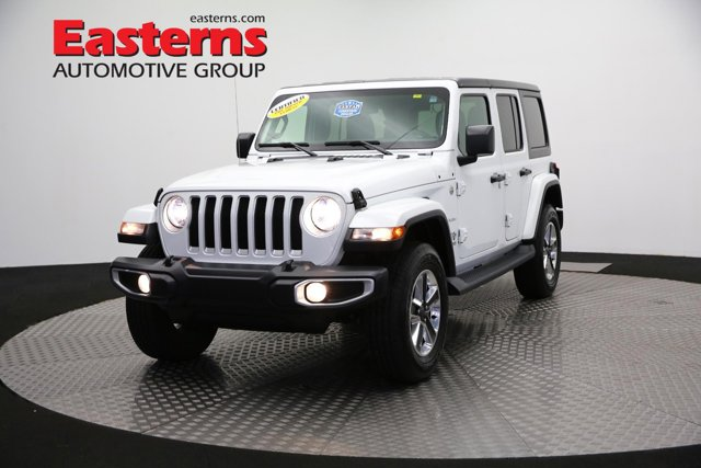 2019 Jeep Wrangler Unlimited 122963 0