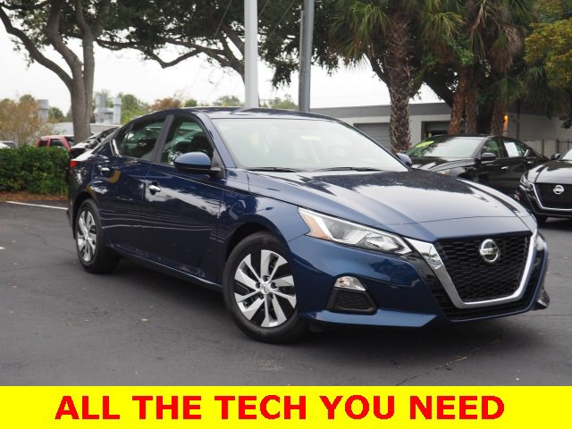 New 2020 Nissan Altima in Titusville, FL