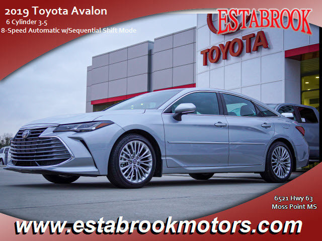 New 2019 Toyota Avalon in , MS