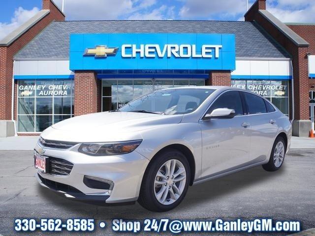 New 2016 Chevrolet Malibu in Aurora, OH