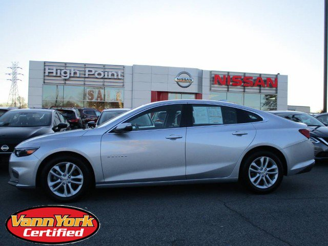 Used 2018 Chevrolet Malibu in High Point, NC