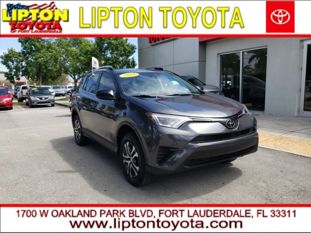 Used 2018 Toyota RAV4 in Ft. Lauderdale, FL