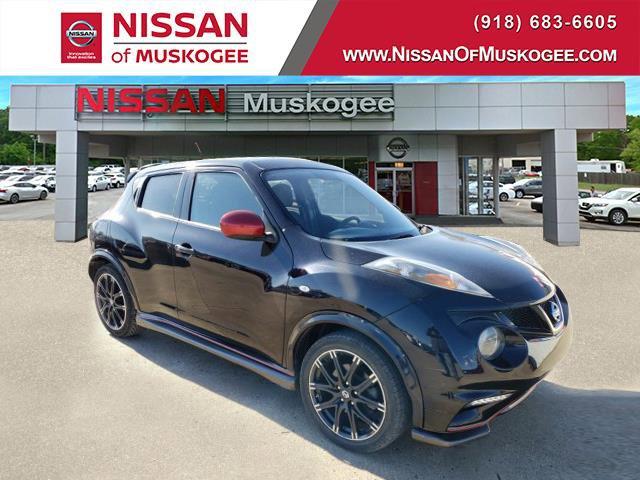 Used 2014 Nissan JUKE in Muskogee, OK