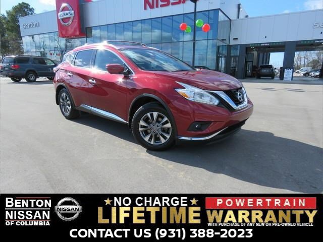Used 2017 Nissan Murano in Columbia, TN
