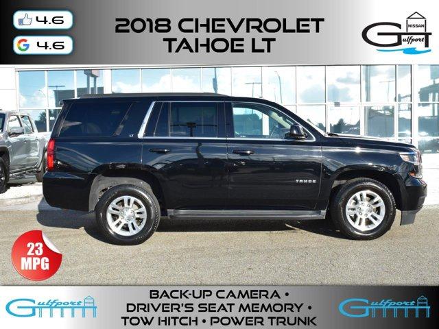 2018 Chevrolet Tahoe LT 2WD 4dr LT Gas/Ethanol V8 5.3L/325 [5]