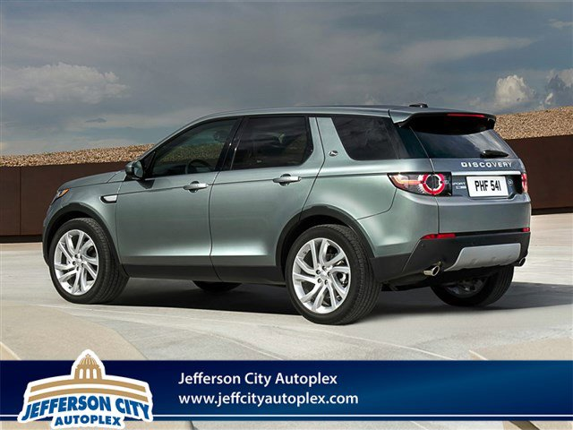 2015 Land Rover Discovery Sport HSE LUX