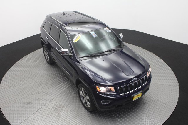 2016 Jeep Grand Cherokee for sale 124312 2