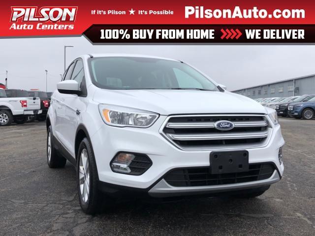 Used 2017 Ford Escape in Mattoon, IL