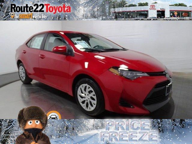 2019 Toyota Corolla LE LE CVT Regular Unleaded I-4 1.8 L/110 [0]